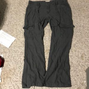 Old Navy women's 16 casual cotton pants